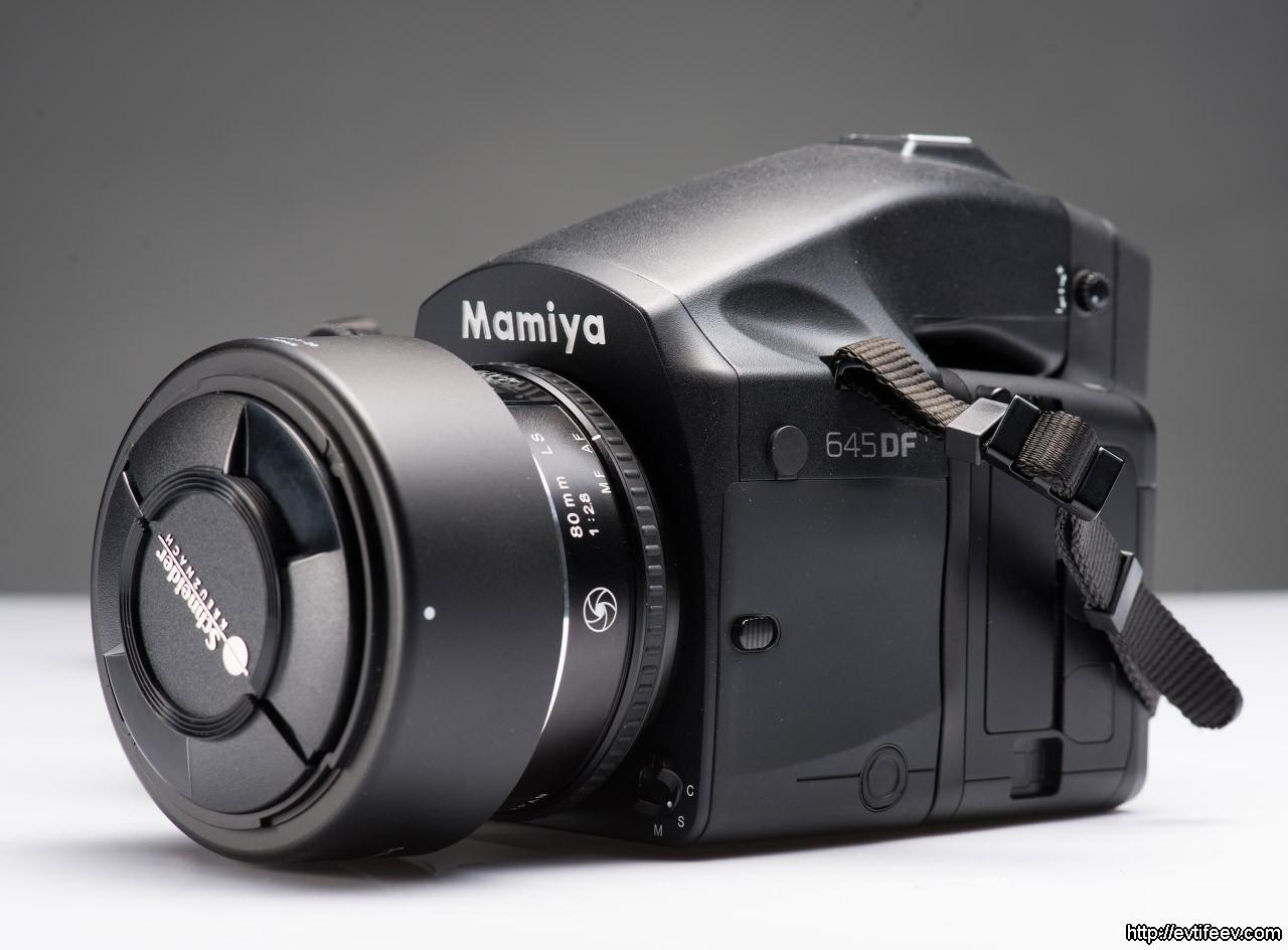 Среднеформатные дальномерные фотокамеры